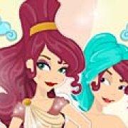 Игра Игра Макияж богини Мегары
