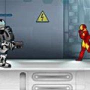 Игра Игра Железный человек: бунт машин