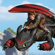 Игра Игра Как приручить дракона 3: Гонки на Драконах