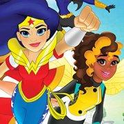 Игра Игра Девушки супергерои школа полетов