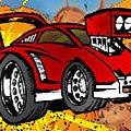 Игра Игра Грозные автомобили (Awesome Cars)