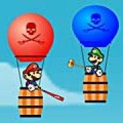 Игра Игра Марио против Луиджи: война воздушных шаров