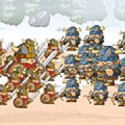 Игра Игра 4 воина