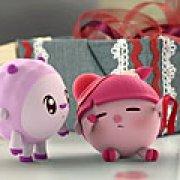 Игра Игра Малышарики красная шапочка