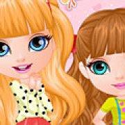 Игра Игра Малышка Барби: сюрприз сестер