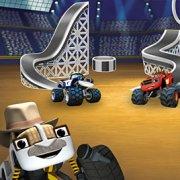 Игра Игра Вспыш и Чудо Машинки: Строить Трассу