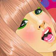 Игра Игра Леди Гага: идеальный спа макияж (Lady Gaga Perfect Spa Makeover)