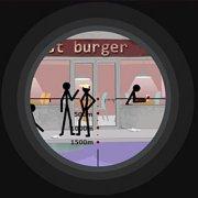 Игра Игра Стикмен снайпер ассасин 2