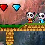 Игра Игра Огонь и Вода: китайские панды