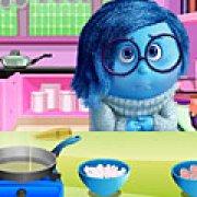 Игра Игра Головоломка: Печаль готовит торт
