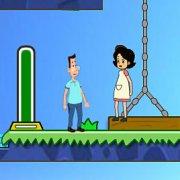Игра Игра На двоих: мама и папа спасают сына 2