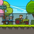 Игра Игра Парковка трактора 3д