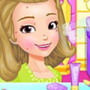 Игра Игра Принцесса Эмбер: королевский бал