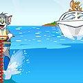 Игра Игра Том и Джерри: лыжные трюки
