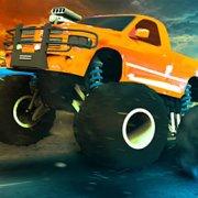 Игра Игра Монстры грузовики драг гонщики