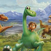 Игра Игра Хороший динозавр онлайн