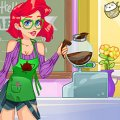 Игра Игра Кофейный магазин Ариэль