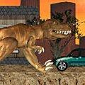 Игра Игра Динозавр в Лос Анджелесе