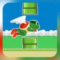 Игра Игра Черепашки Ниндзя: Летающая Черепашка