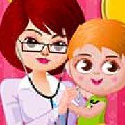 Игра Игра Лечение и забота за ребенком