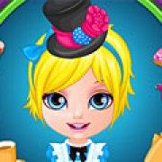 Игра Игра Малышка Барби чайная вечеринка