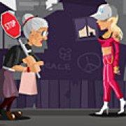 Игра Игра Злая бабушка 2