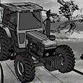 Игра Игра Гонки китайских тракторов 2