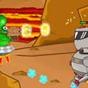 Игра Игра Чужой против роботов
