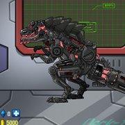 Игра Игра Роботы динозавры приключения: Терминатор Т Рекс
