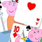 Игра Игра Свинка Пеппа карты