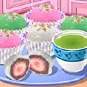 Игра Игра Кухня Сары сладкие рисовые пирожки