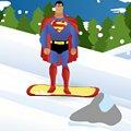 Игра Игра Супермен-сноубордист