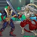 Игра Игра Могучие рейнджеры самураи навсегда