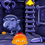 Игра Игра Счастливая обезьянка: Уровень 400 Четыре Свитка Часть 7