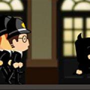 Игра Игра Беги, Бэтмен, беги