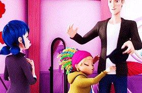 Игра Блог Леди Баг и Супер-Кот: день отца в анимациях