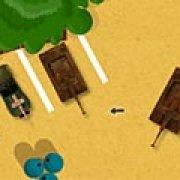 Игра Игра Военный лагерь: парковка