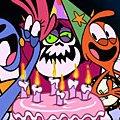 Игра Игра С приветом по планетам: День рождения