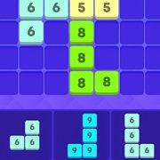 Игра Игра Тетрис с числами