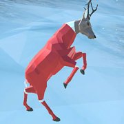 Игра Игра Симулятор Рождественского Оленя Санта Клауса
