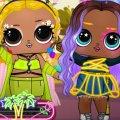 Игра Игра Куклы Лол: Фестиваль Коачелла