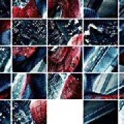 Игра Игра Человек паук: двигающиеся пазлы