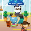 Игра Игра Аэропорт Доктора Панды