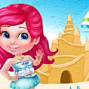Игра Игра Принцесса София на пляже