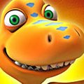 Игра Игра Поезд динозавров фото охота Бадди