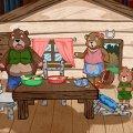 Игра Игра Сказка Три медведя