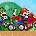 Игра Игра Конкуренты Марио на квадроцикле / Mario Atv Rival