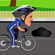 Игра Игра Гонщик-велосипедист