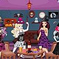 Игра Игра Эвер Афтер Хай: Хэллоуин вечеринка