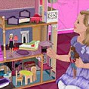 Игра Игра Кукольный дом для Барби